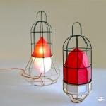 融合中西方文化的灯笼外观创意灯具DIY