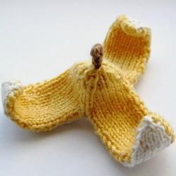 针织香蕉皮手工艺品