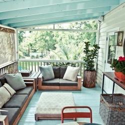 宁静温馨的室内家居混搭设计布置