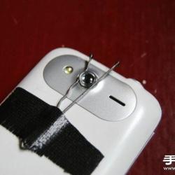 激光笔DIY改造 手机也能玩微距摄影!