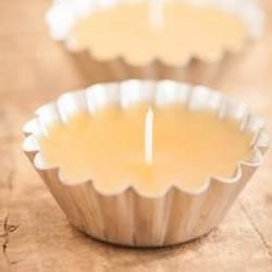 蜂蜡蜡烛DIY手工制作方法教程