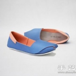 两种皮革凉鞋的手工制作图解教程