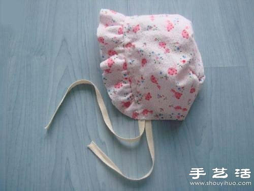 自制diy纸巾盒_手工布艺宝宝护耳帽DIY制作教程_手艺活网