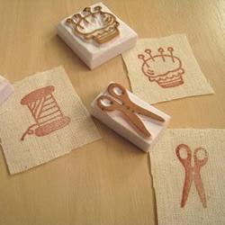 简单有趣的儿童橡皮章制作