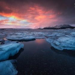 摄影师镜头下的冰岛 冰与火交织的国度