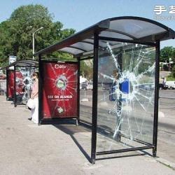让人回味久久的创意公交车站广告