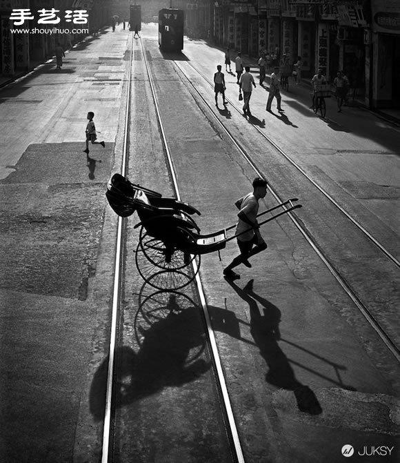 50-60年代香港,你能想像今日的繁華嗎?