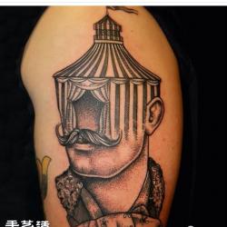 来看看大师Pietro Sedda的刺青艺术