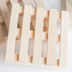 简洁格栅木托盘DIY手工制作图解教程