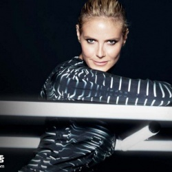 Heidi Klum for New Balance 2014秋冬系列