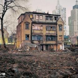 加拿大摄影师Greg Girard镜头下的幻象上海