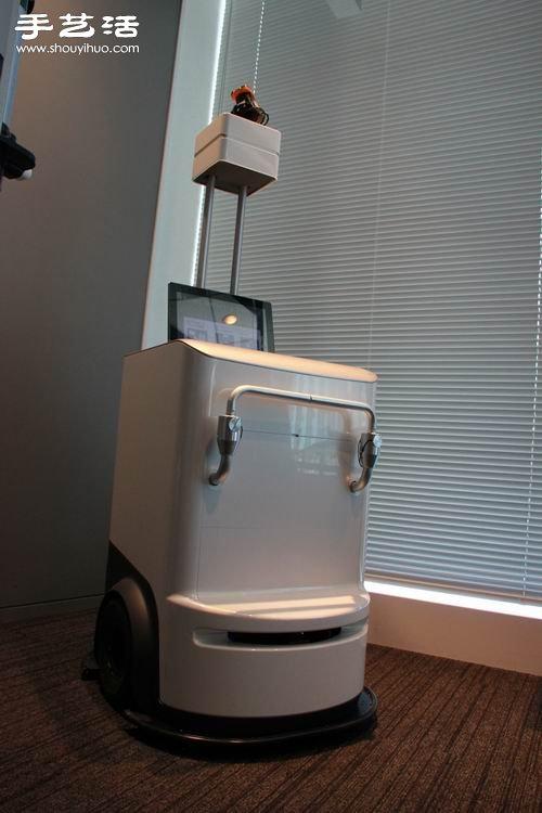 複印機機器人 讓你的祕密文件不被別人看到