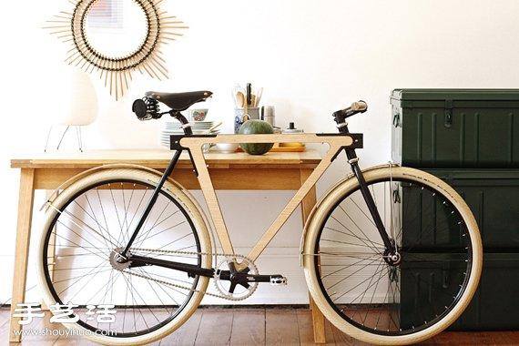 超時尚的騎乘體驗!法國木作單車品牌 BSG