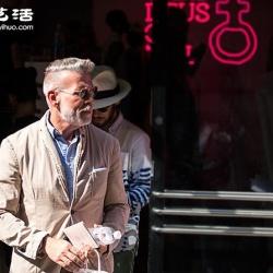 纽约时装周街头型男 NYFW 14