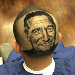 创意满点的恶搞发型设计,你敢尝试吗?
