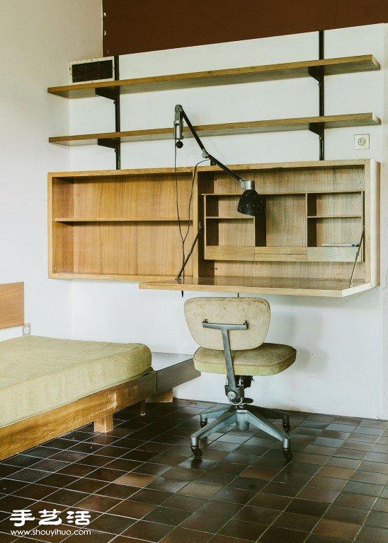攝影師Salva Lopez拍攝的清新家居空間