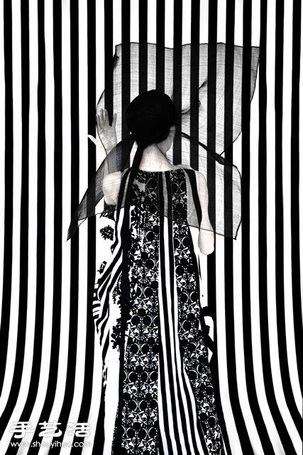 美國鏡頭魔法師拍攝的時尚藝術視覺盛宴