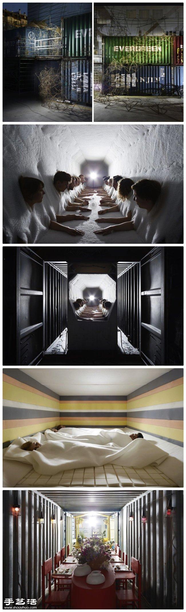 货柜箱DIY的完美居住空间 令人大开眼界 -  www.shouyihuo.com