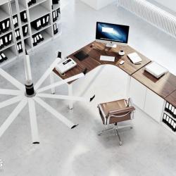简洁大气的RD office办公空间设计