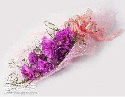 Тюльпан из бумаги своими руками с конфетой пошаговое фото 419