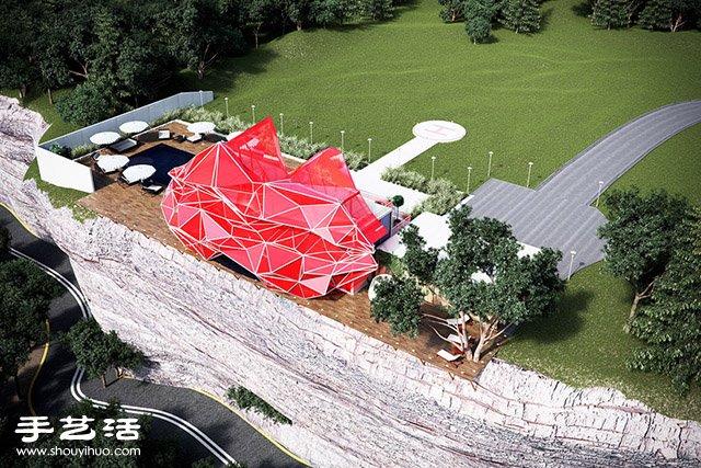 巴西最奢华的建筑设计 Villas -  www.shouyihuo.com