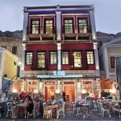 前身是海棉工厂的希腊海港餐厅 LOS