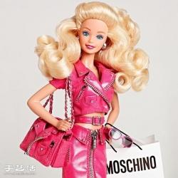 Barbie登上2015米兰时装周春夏女装伸展台