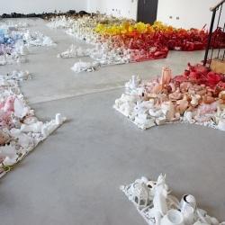 彩虹般的废墟海洋,让垃圾起死回生