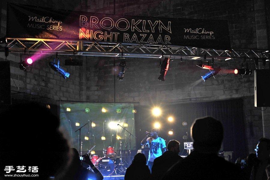 逛布鲁克林夜市 Brooklyn Night Bazaar