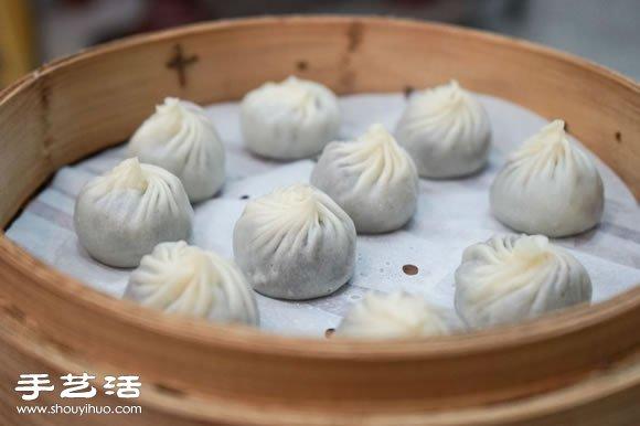 台中超美味上海美食「兆溱丰」小笼包