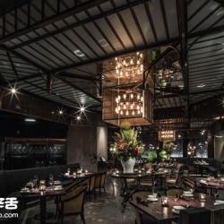 2014全球最佳室內设计大奖冠军 MOTT32餐厅