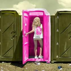女性站立小便神器登场 防水易用造型美观