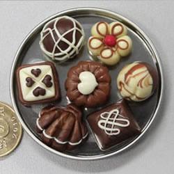 软陶巧克力糖果挂件装饰品手工制作图解教程