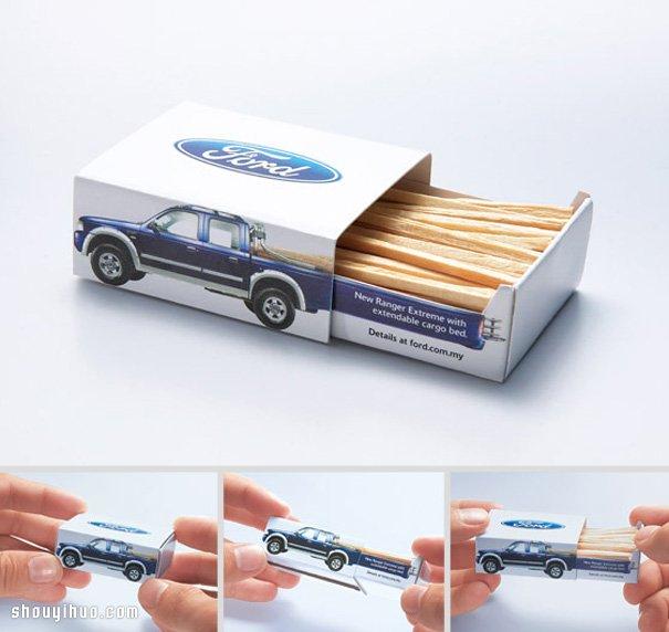 超有創意的包裝設計 令人佩服的行銷藝術