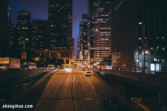 城市的絕美嘆息 籠罩在霧裡的風城芝加哥