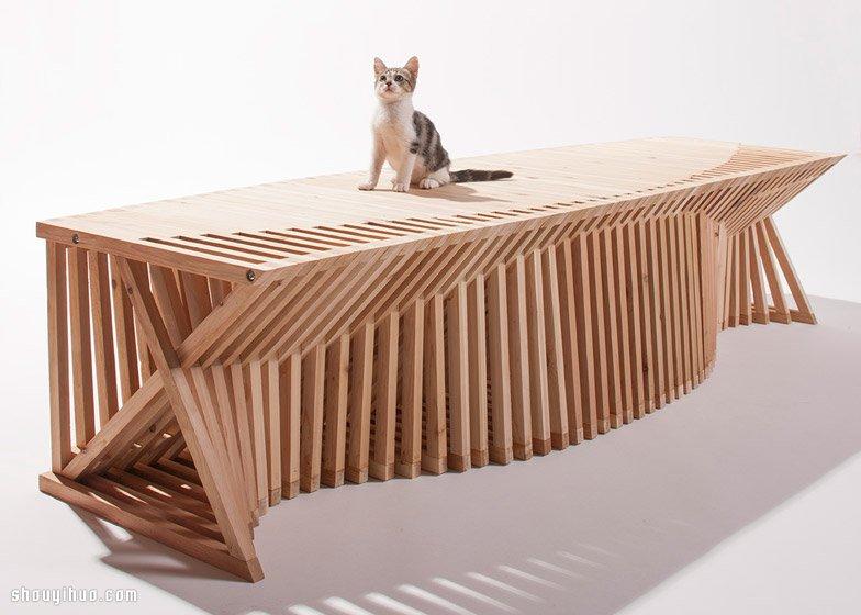 13 種貓咪超愛玩耍小屋設計 貓奴們快領走