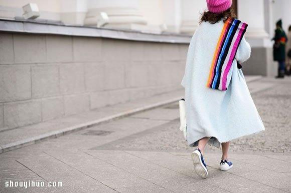 俄羅斯街拍美女穿搭 發現不一樣的時尚潮流