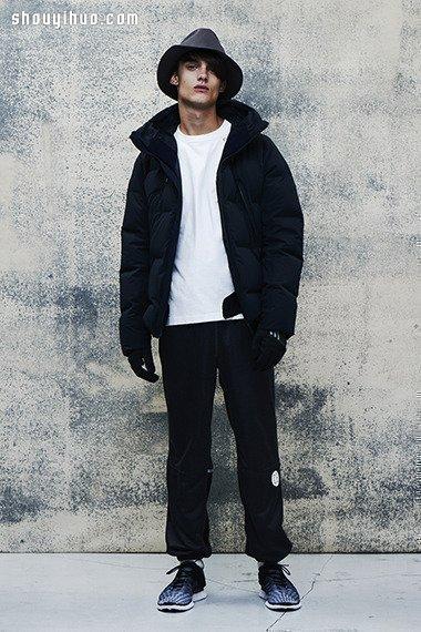 休闲风格引领下的秋冬季男士外衣穿搭术