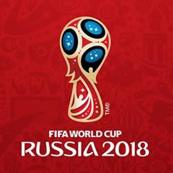 FIFA 公布 2018 俄罗斯世界杯宣传形象
