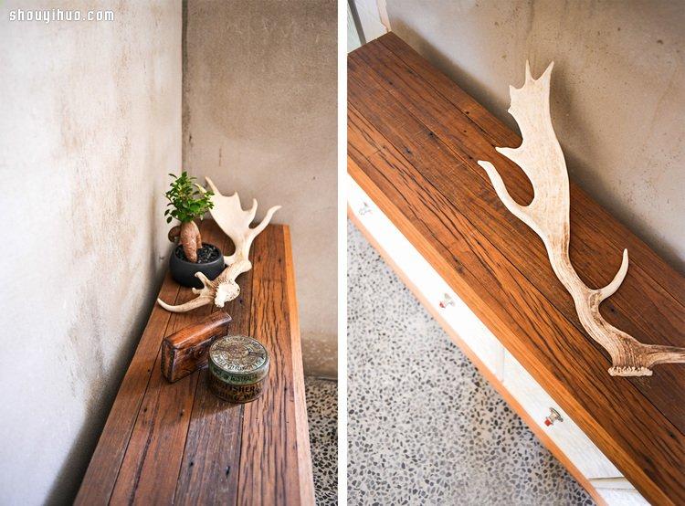 澳洲老男孩与他的原始木作生活 -  www.shouyihuo.com
