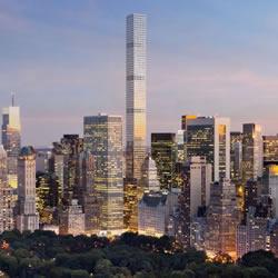 纽约最高奢华公寓大楼:432 Park Avenue