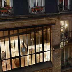 穿过大街小巷窗户 拍摄你沒见过的巴黎人