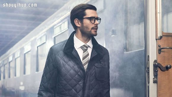 Bugatti 2014 秋冬季成熟男士服装穿搭