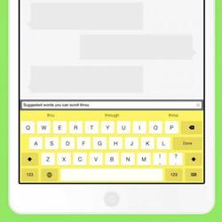 iPhone 键盘个性化 Pantone 11色任挑选