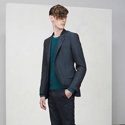 Lanvin 2015春夏季年轻男装设计穿搭