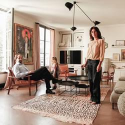 织品设计师 CAROLINE 的家居布置设计
