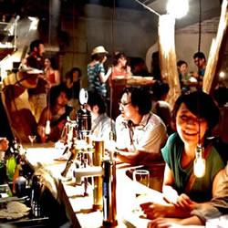 日本背包客旅馆 Nui. Hostel & Bar Lounge