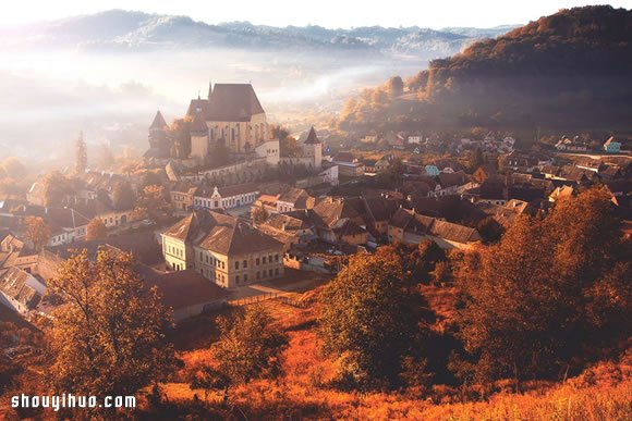 你此生必定要造访的童话国度:罗马尼亚