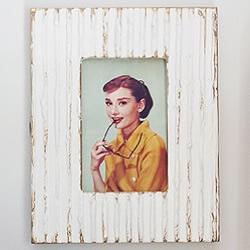 木相框改造做旧 DIY手工制作复古相框教程