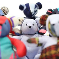 Kumanokoido x Bodega 手工泰迪熊玩偶